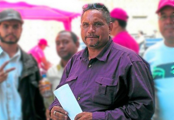 Este es el líder de Los Tupamaros, los paramilitares apoyados por el chavismo