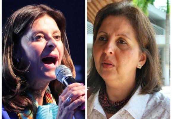 Tres nuevos aliados y lo dos caciques a los que Marta Lucía prefiere decirles ¡NO!