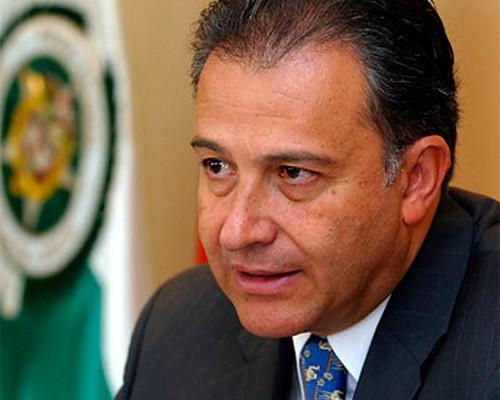 General (r) Naranjo, candidato a la alcaldía por el Partido de la U