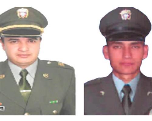 Cien millones por los asesinos de los dos policías en Tumaco