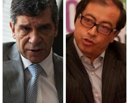 Santos firma la salida de Petro y nombra a Rafael Pardo alcalde encargado