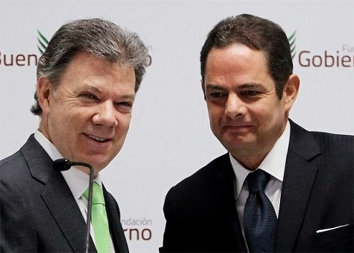 Santos y Vargas Lleras van con toda por la capital