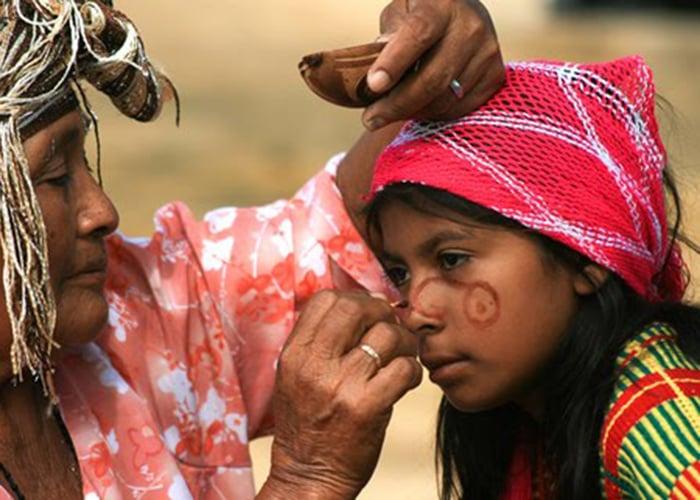 Los wayúu, desplazados por la violencia