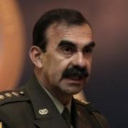 El general Palomino sí conocía a Alfredo Devia (líder de Tercera Fuerza), pero asegura que no era su amigo