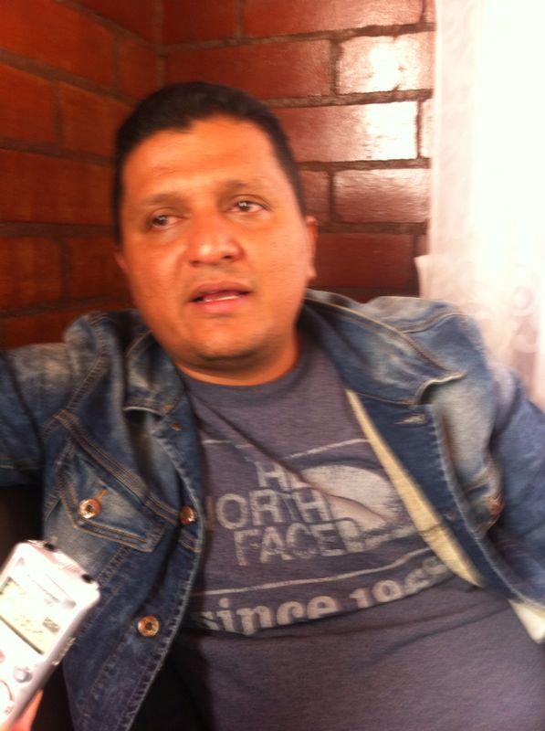 "Andrés Gil pidió a los dirigentes de las dignidades agropecuarias que ""superen el sectarismo para lograr la unidad total"""