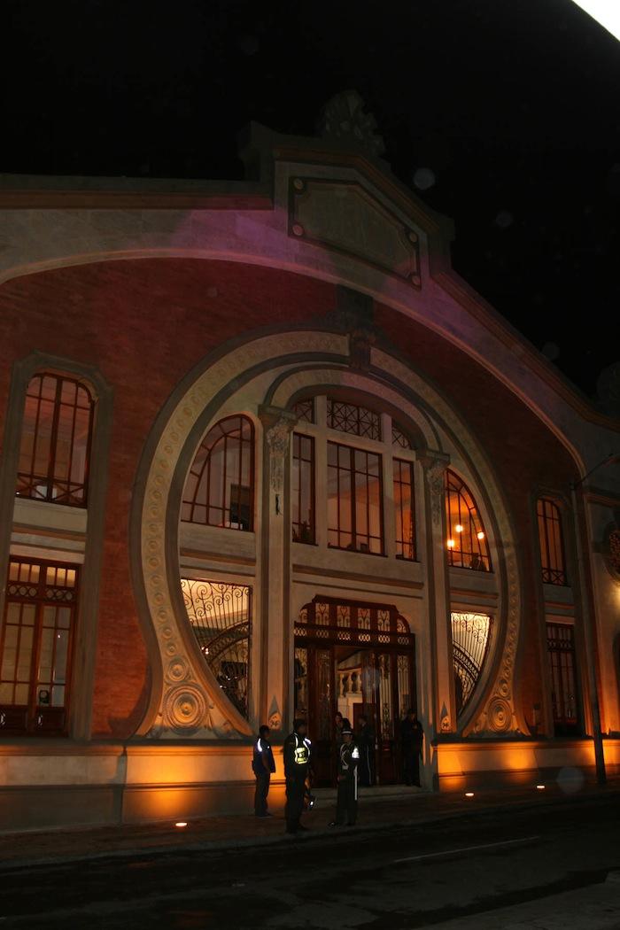 FIN_Agosto de 2007 inauguracion de la fachada
