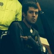 Las fotos inéditas de Jonathan Vega el presunto agresor de Natalia Ponce de León