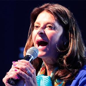 Pastrana no llegó y Marta Lucía quiere a los parlamentarios en su campaña