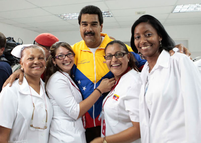La peligrosa vida de los médicos cubanos en Venezuela