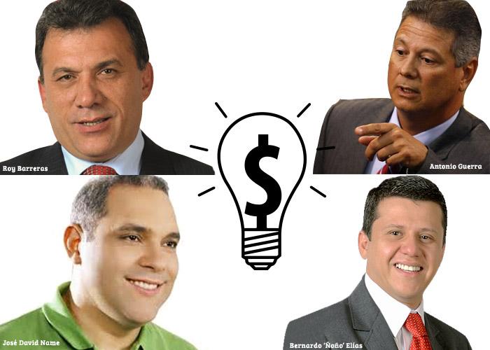 Los 12 congresistas, entre ellos el Ñoño Elías, que se beneficiaron electoralmente con la plata de la energía para las veredas