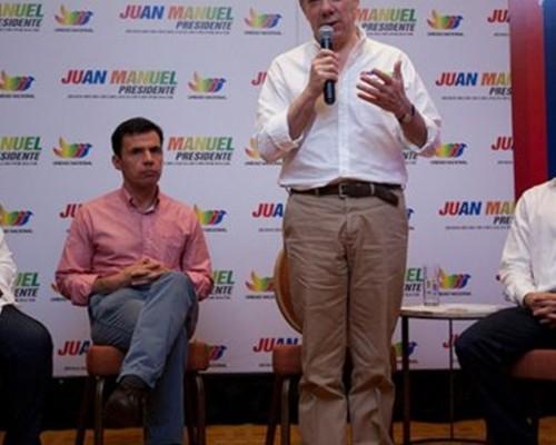 Santos reconoce problemas en el proceso de restitución de tierras y con algunos funcionarios
