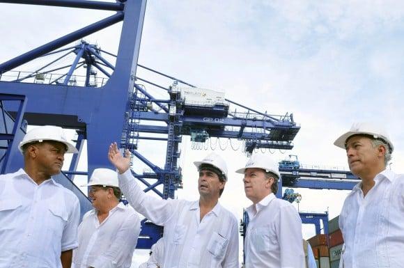 Inauguración puerto TC Buen