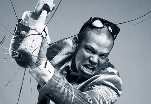 Residente de Calle 13: un revolucionario de plástico