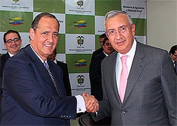 Juan Camilo Restrepo y Francisco Estupiñán