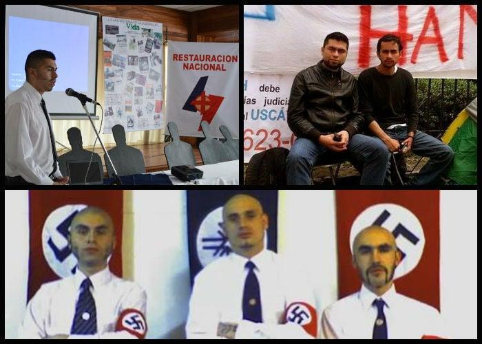 El neonazi que se metió a la política