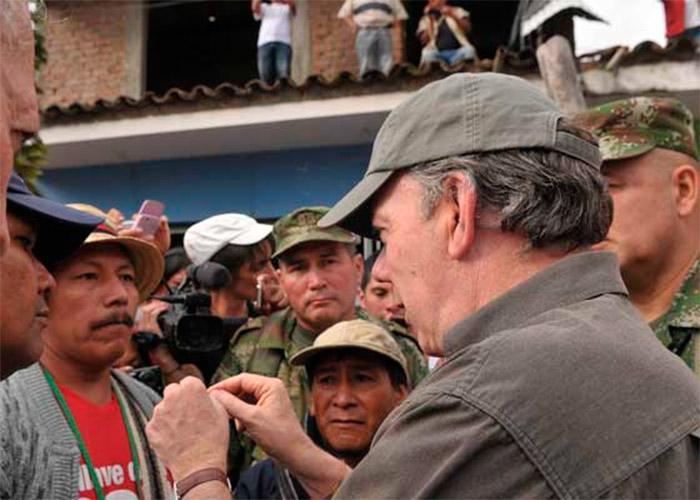 Por qué el tesón de los campesinos pudo más que las promesas de Santos