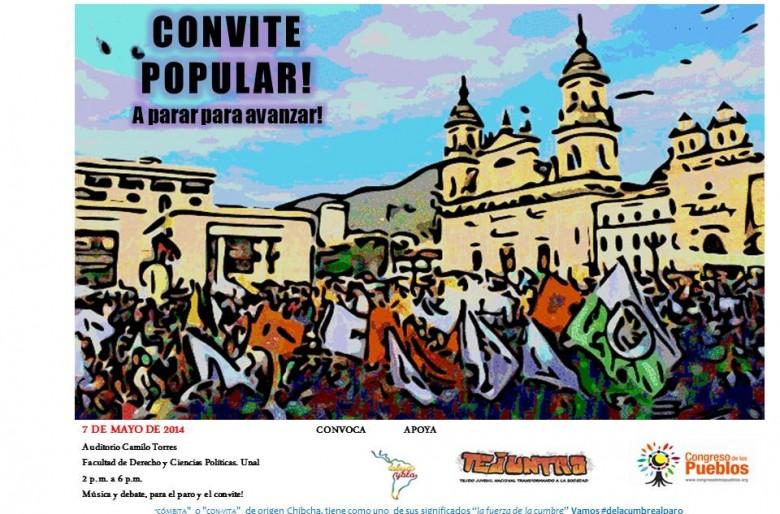 Convite cultural y político