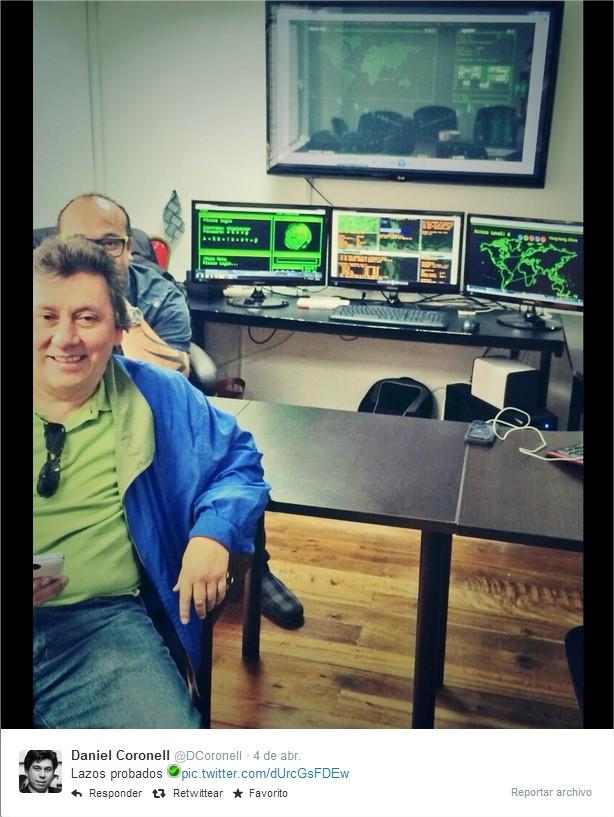 Daniel Coronell (DCoronell) en Twitter - Google Chrome
