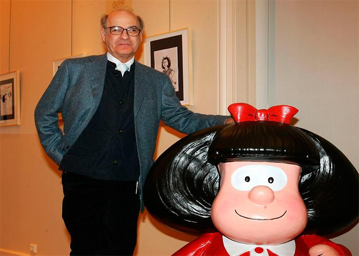 Mafalda cumple 50 años por segunda vez