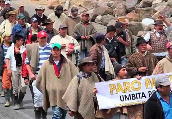 Así se votó en las zonas rurales de Colombia