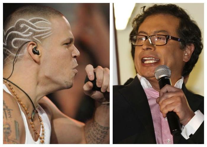 Cuando Petro quiso aprovechar políticamente el concierto de Calle 13