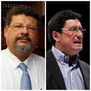 Jaime Granados, el abogado y Pacho Santos, el escudero en el caso de Zuluaga y el 'hacker'