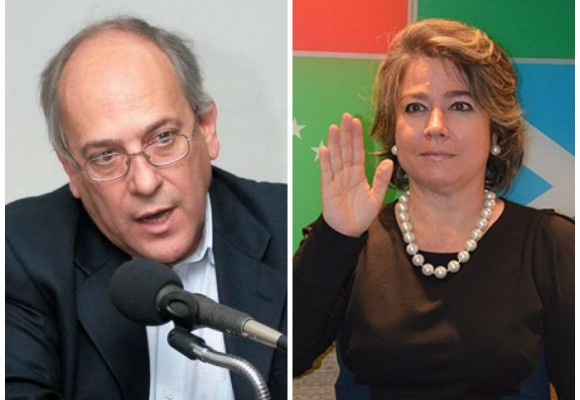Gloria Escalante llega a la Federación de departamentos de la mano de José Obdulio Gaviria
