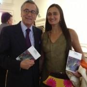 El embajador Néstor Osorio presidió el lanzamiento de ¡Que viva la música! en Londres
