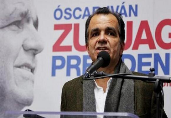 Momentos de una campaña que no le alcanzó para arrebatarle la reelección a Santos