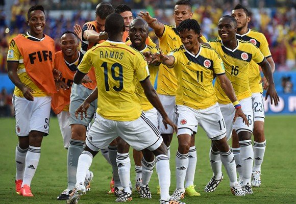 Colombia, el equipo que nos hace soñar