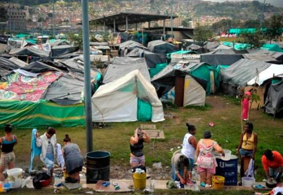 El desplazamiento forzado aumentó en Colombia en el 2013