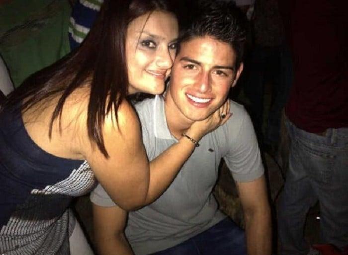 Pilar, la súper mamá de James Rodríguez