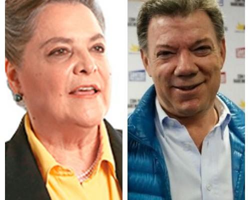 Clara López se queda sin el respaldo de Santos para la Alcaldía de Bogotá