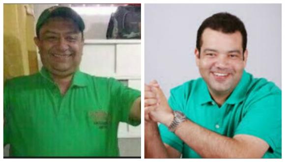 Derecha: Kiko Gómez / Izquierda: Chemas Ballesteros