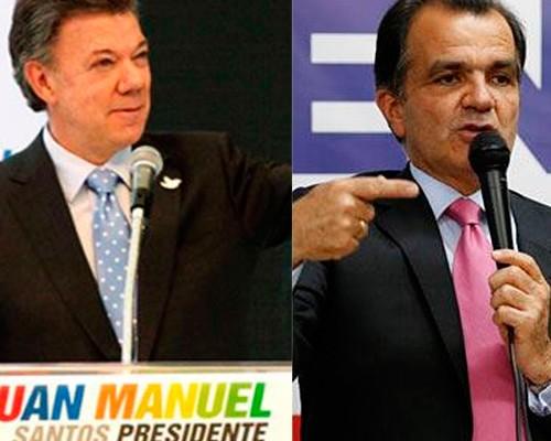 Nuevas adhesiones a las campañas de Santos y Zuluaga