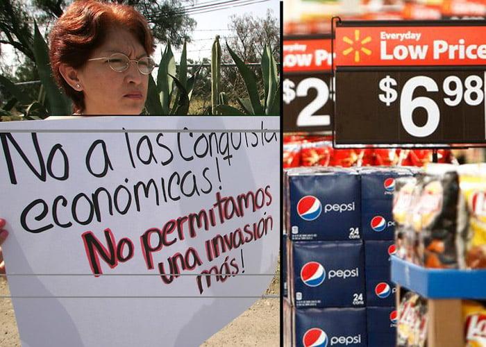 """""""NO aceptemos a Wal-Mart en Colombia"""""""