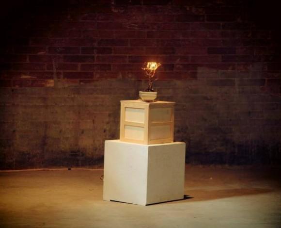 Cédric Hoareau. Caravane. Escultura