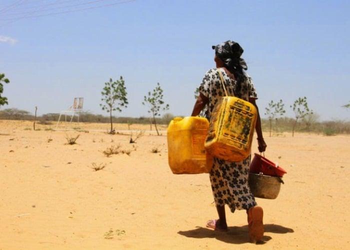 ¿Qué sucede en La Guajira que no llega el agua?