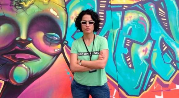 Cristina Lleras. Ex-Gerente de Artes Plásticas y Visuales del IDARTES. Foto: @donnyrubiano