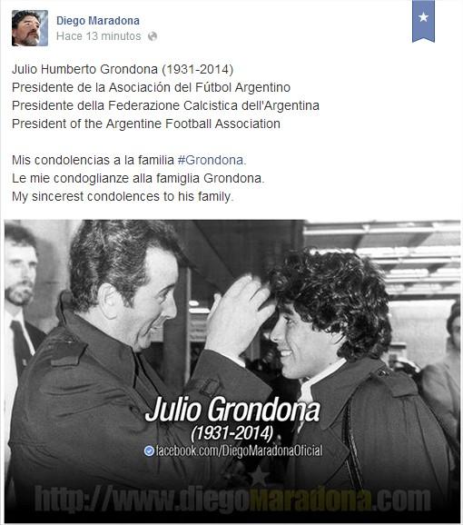 Diego Maradona - Google Chrome