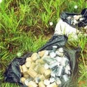 Desmantelan caleta de minas quiebra patas en el Putumayo