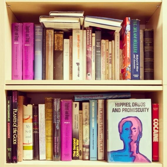 Frédéric Post. LSD (LudlowSantodomingo) Library