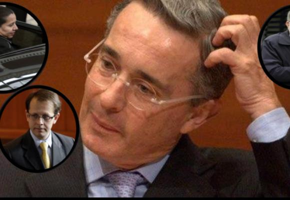 Uribe, con la autoridad moral por el piso