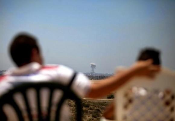 Los bombardeos a Gaza vueltos espectáculo por jóvenes judíos en la ciudad de Sderot