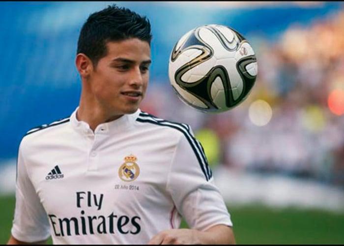 Por qué no quería que James llegara al Real Madrid