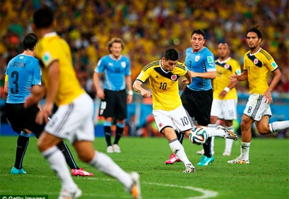 ¡A votar por el mejor gol del mundial!