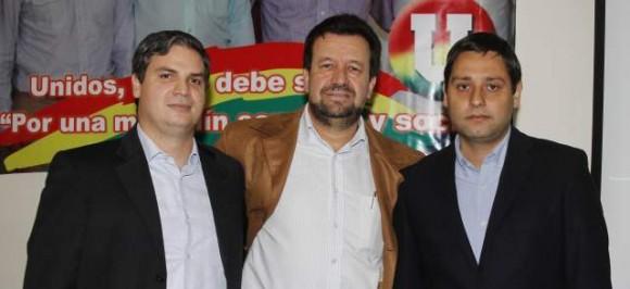 Lizcano y herederos de Mario Uribe.