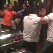 La bochornosa pelea de Yamit Amat Serna y Manolo Cardona contra un grupo de colombianos en Brasil (vídeo)