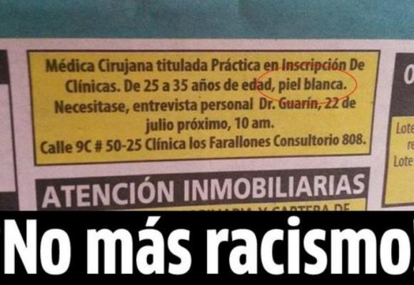 Discriminación, vuelve y juega