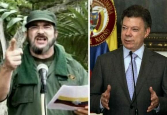 Timochenko habla de la paz de Santos